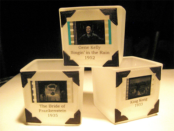 Film Cell Votive Candle