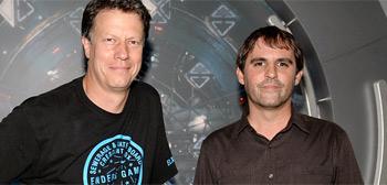 Gavin Hood & Bob Orci / Ender's Game