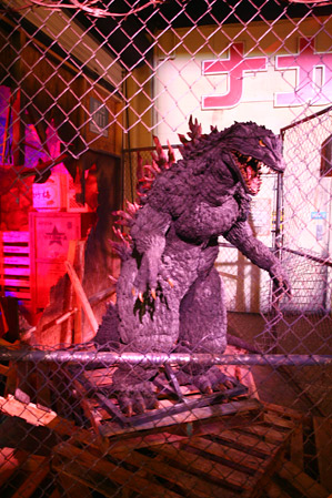 Godzilla Encounter Comic-Con Photos