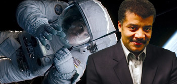 Neil deGrasse Tyson Gravity