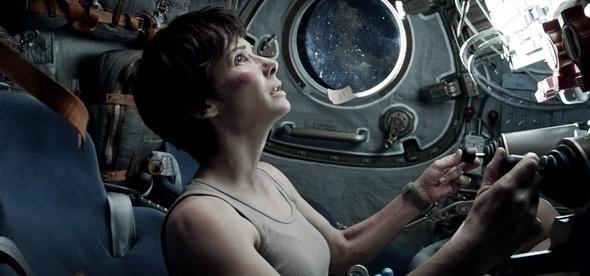 Gravity - Sandra Bullock