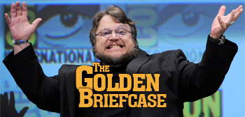 The Golden Briefcase - Guillermo del Toro