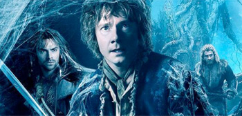 The Hobbit: The Desolation of Smaug Promo Banner