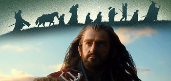 Lord of the Rings + Thorin Oakenshield