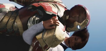 Iron Man 3 Super Bowl Spot