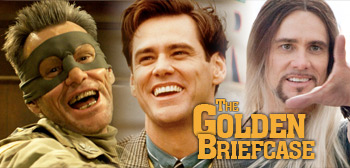 The Golden Briefcase - Jim Carrey