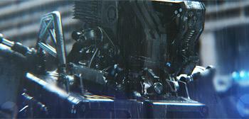 Keloid Sci-Fi Short