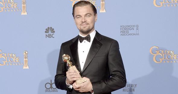 Leonardo DiCaprio Golden Globe