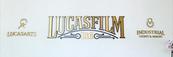 Lucasfilm / ILM / LucasArts Office Logos