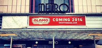 Metro Alamo Drafthouse