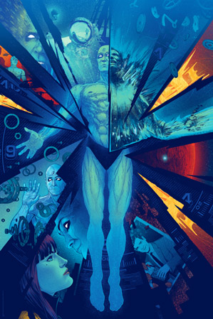 Mondo - Dr. Manhattan