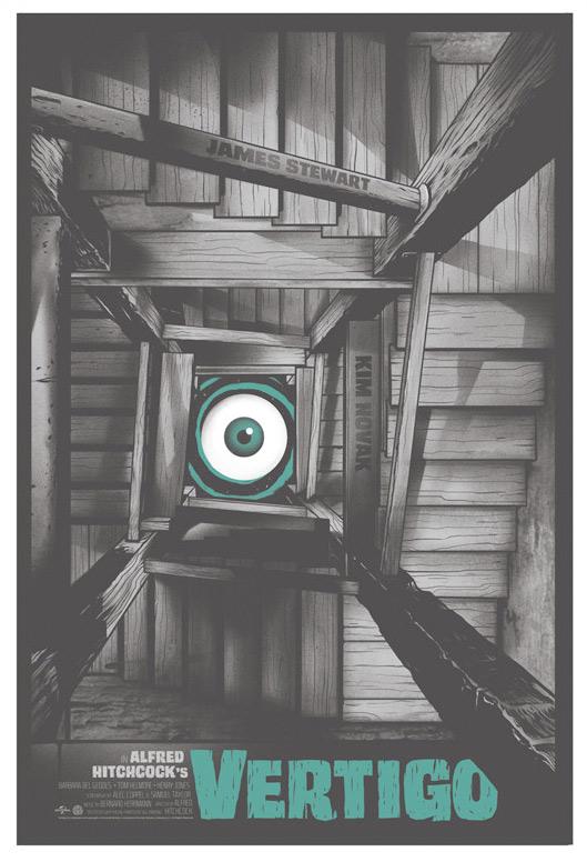 Mondo - Vertigo - Ghoulish Gary Pullin