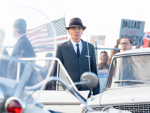 Peter Landesman's Parkland First Look