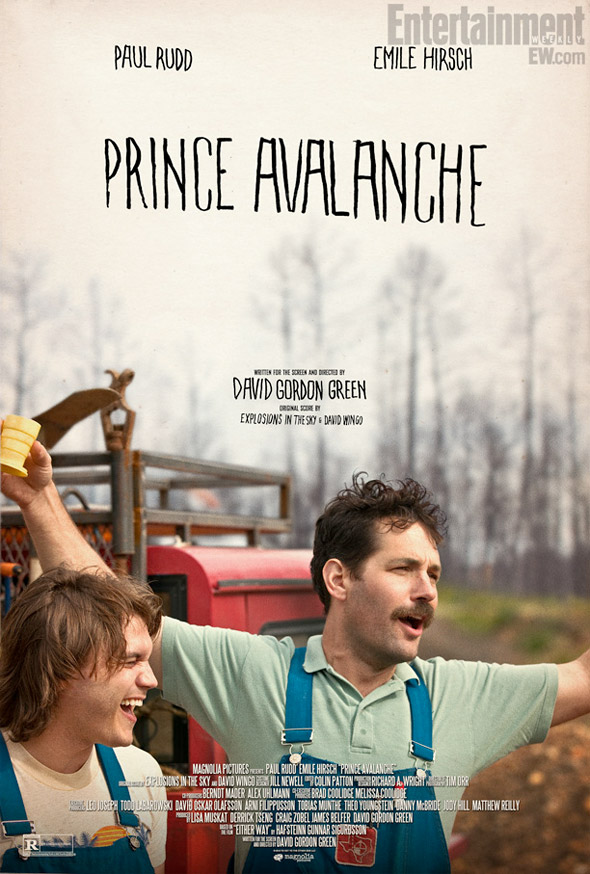 Prince Avalanche Poster