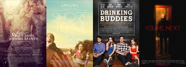 Quadruple Feature Giveaway