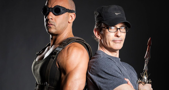 David Twohy & Vin Diesel on Riddick