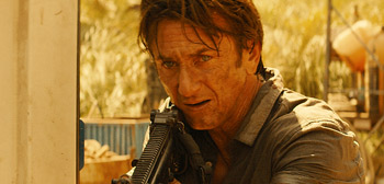 Sean Penn Gunman First Look