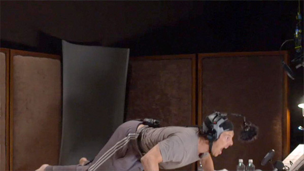 Benedict Cumberbatch Smaug Mo-Cap
