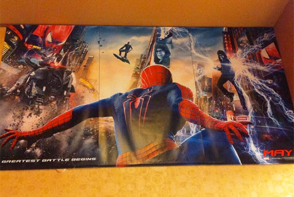 The Amazing Spider-Man 2 Artwork