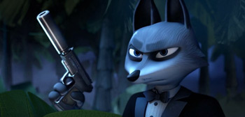SpyFox Animated Short
