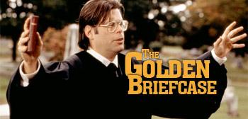 The Golden Briefcase - Stephen King