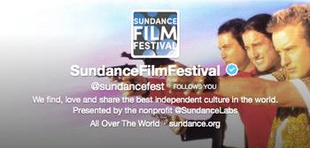 @SundanceFest Twitter