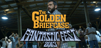 The Golden Briefcase - Fantastic Fest 2013