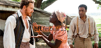 12 Years a Slave - TIFF 2013