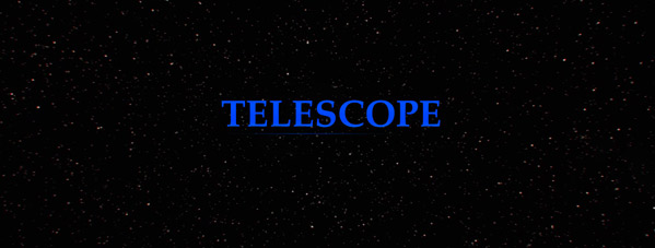 Telescope Sci-Fi Short Film