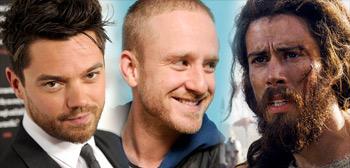 Ben Foster, Toby Kebbell & Dominic Cooper