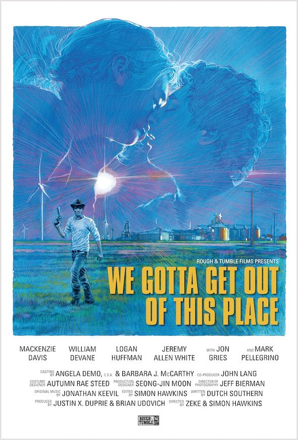We Gotta Get Out of This Place Poster