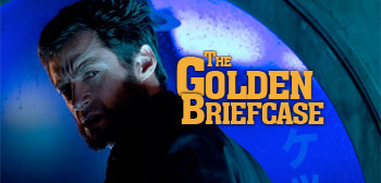 The Golden Briefcase - Wolverine
