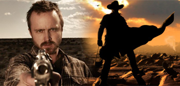 Aaron Paul / Dark Tower