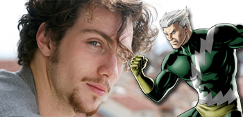 Aaron Taylor-Johnson / Quicksilver