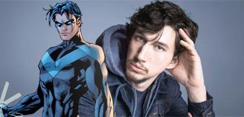 Nightwing / Adam Driver