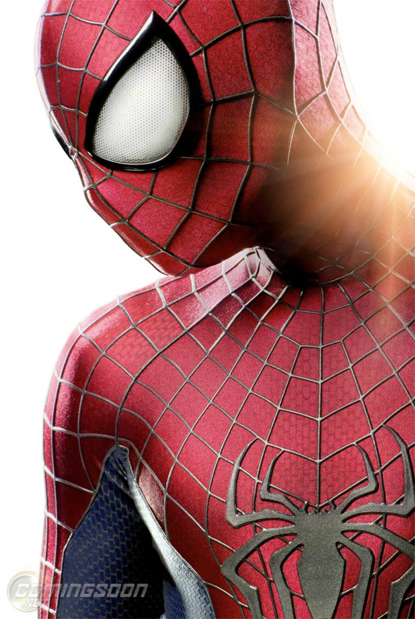 The Amazing Spider-Man 2 - New Suit