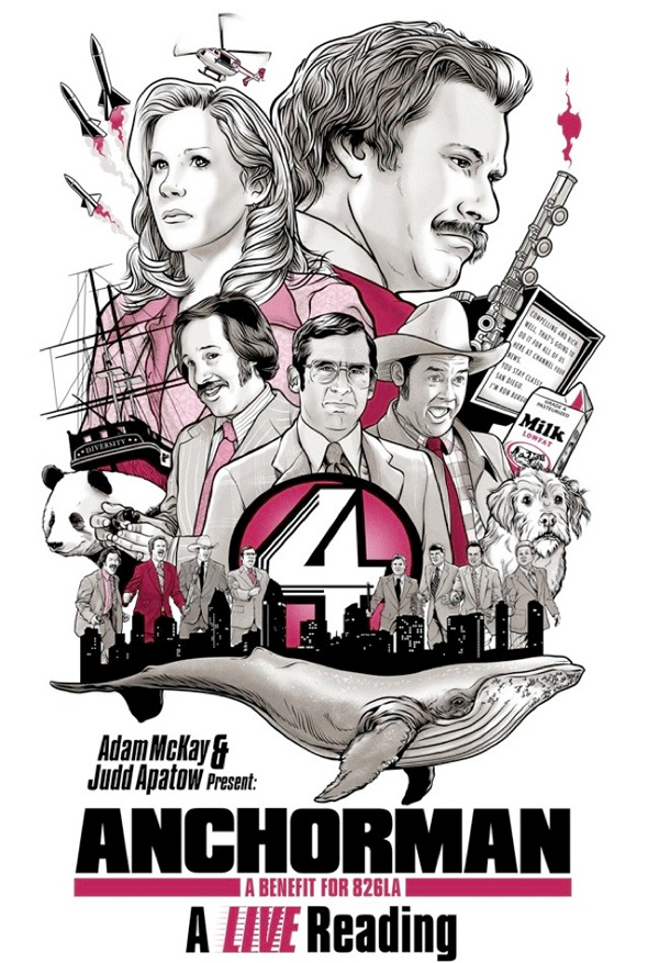 Anchorman - Live!