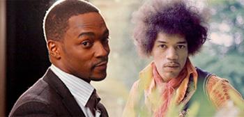 Anthony Mackie / Jimi Hendrix