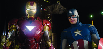 Iron Man & Captain America