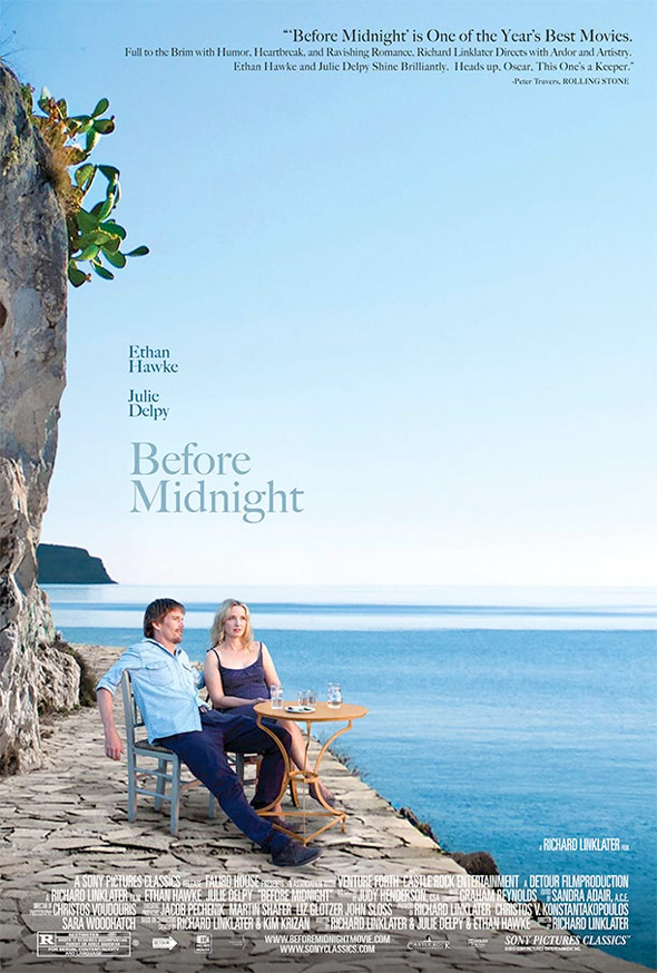 Before Midnight - First Poster