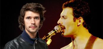 Ben Whishaw / Freddie Mercury