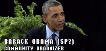 Between Two Ferns - Barack Obama