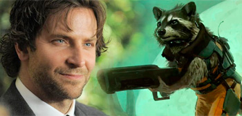 Bradley Cooper / Rocket Raccoon