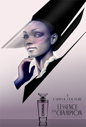 Capitol Couture Viral Poster