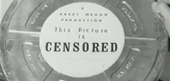 Censorship in Cinema