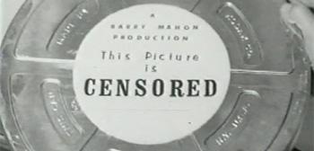 Censorship in Cinema