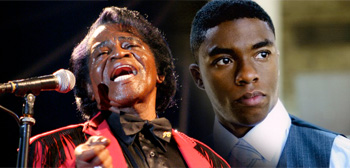 James Brown / Chadwick Boseman