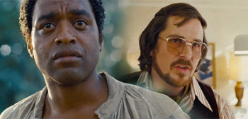 12 Years a Slave / American Hustle