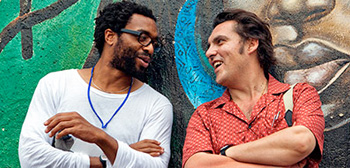Chiwetel Ejiofor & Joe Wright