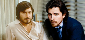 Steve Jobs / Christian Bale